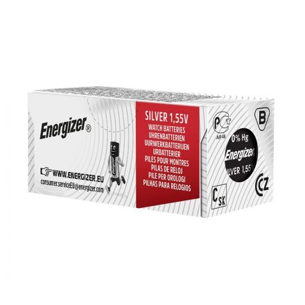 Energizer 393 SR48 SR754W Gombelem