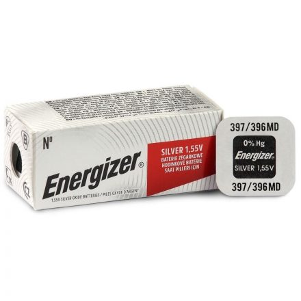 Energizer 397/396 SR59 SR726SW Gombelem