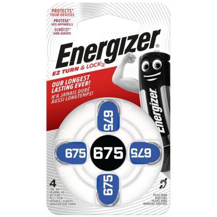 Energizer 675 Hallókészülék Elem x 4 db