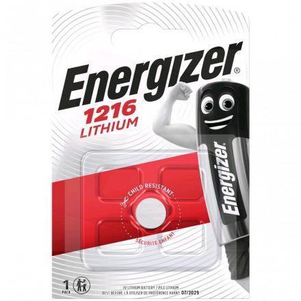 Energizer CR1216 Lithium Gombelem