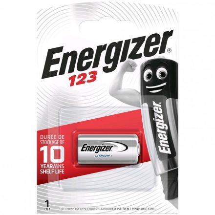 Energizer CR123 Lítium Fotó Elem