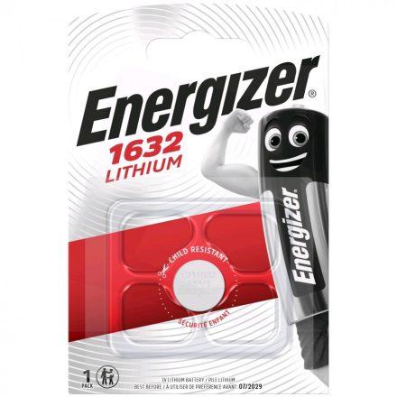 Energizer CR1632 Lithium Gombelem