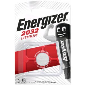 Energizer CR2032 Lithium Gombelem