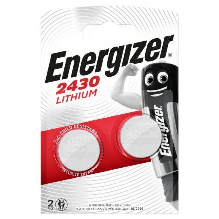 Energizer CR2430 Lithium Gombelem x 2 db