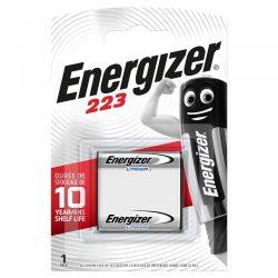 Energizer 223 CR-P2 Lítium Fotó Elem