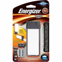 Energizer Fusion Compact 2-in-1 Elemlámpa - 60 lm + 2xAAA