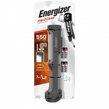 Energizer HardCase Pro WORK 4AA Elemlámpa - 550 lm - Elemmel