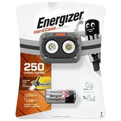 Energizer HardCase Pro Magnet Fejlámpa - 250 lm - Elemmel