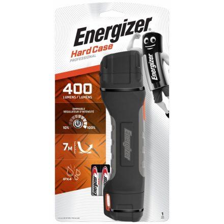 Energizer HardCase Pro 4AA elemlámpa - 400 lm - Elemmel