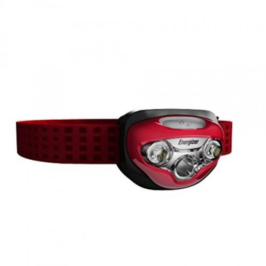 Energizer Vision HD Fejlámpa - 200 lm - elemmel