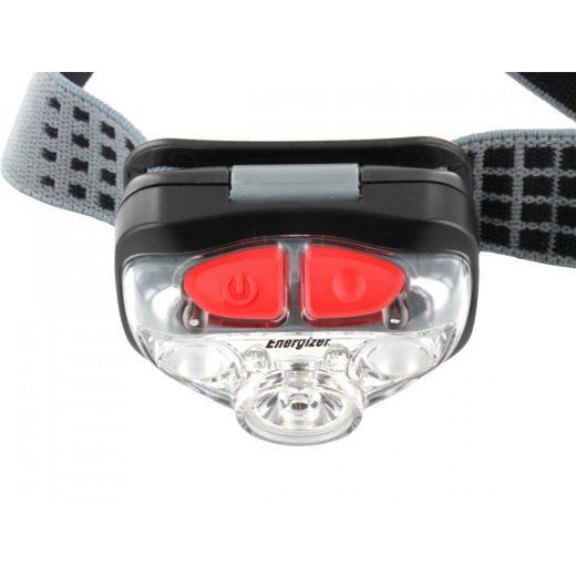 Energizer Vision HD+ Focus Fejlámpa - 400 lm - 3xAAA elemmel