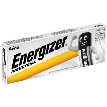 Energizer Industrial AA LR6 Ceruza Elem x 10 db