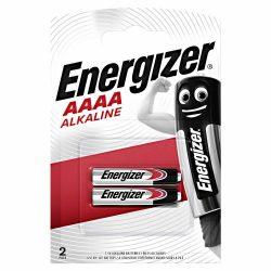 Energizer AAAA E96 Alkáli Elem - 2 db