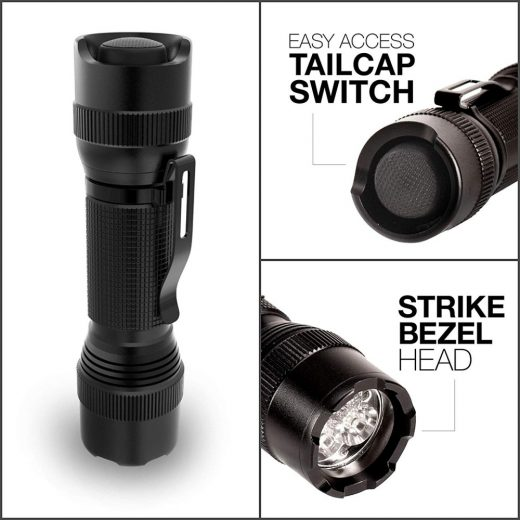 Energizer TAC 700 Tactical Light - 700 lm