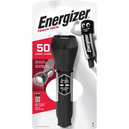 Energizer Touch Tech LED Elemlámpa 2AA - 50 lumen - Elemmel