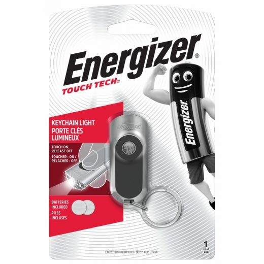 Energizer Touch Tech Keychain - 20 lm