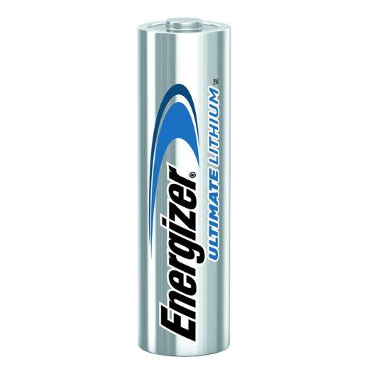 Energizer Ultimate Lithium AA FR6 Ceruza Elem - 10 db