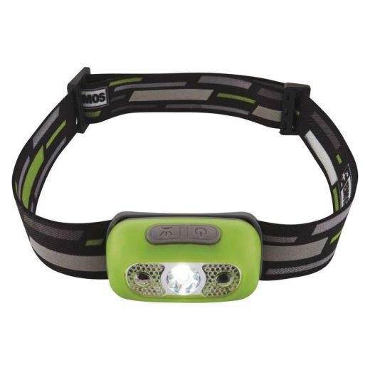 Emos Fejlámpa 5W CREE LED + microUSB - Újratölthető - Mozgásérzékelővel