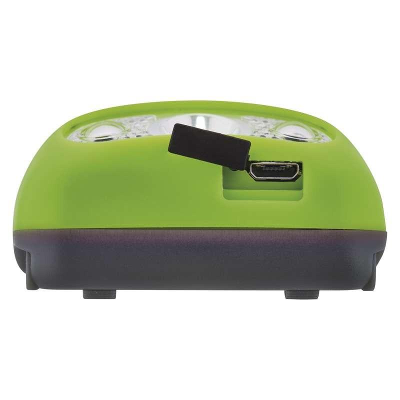 Emos Fejlámpa 5W CREE LED + microUSB Újratölthető Mozgás
