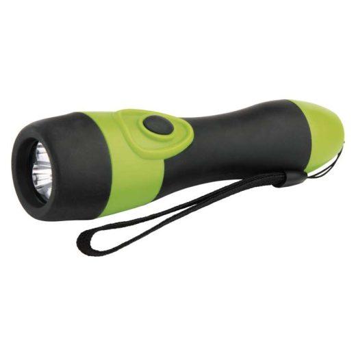 Emos LED Lámpa 3LED 2AA Gumírozott