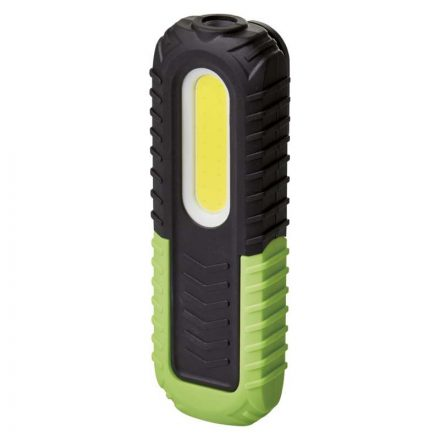 Emos LED Szerelő Lámpa 5W COB + 3W LED - 400 lm - Újratölthető - Akkuval