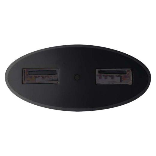 Emos Szivargyújtós Töltő 2xUSB 5V 2.1A Smart