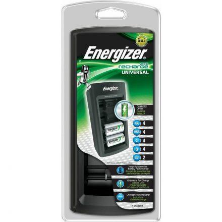 Energizer Universal NiMH Akkumulátor Töltő - LED Állapotjelzővel