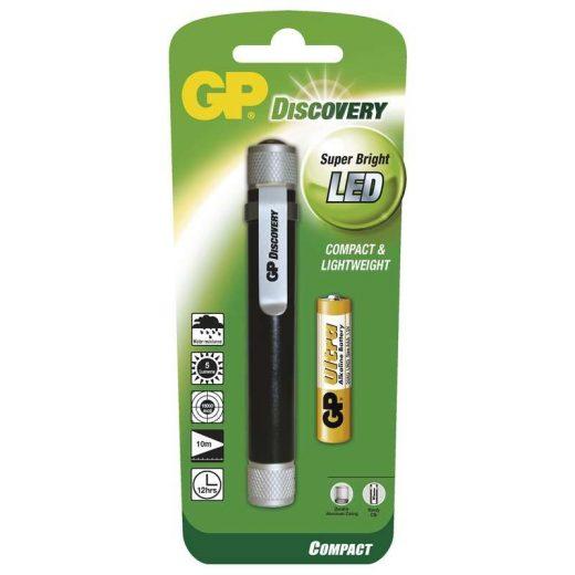 GP Discovery Toll Lámpa CE-205 + 1xAAA