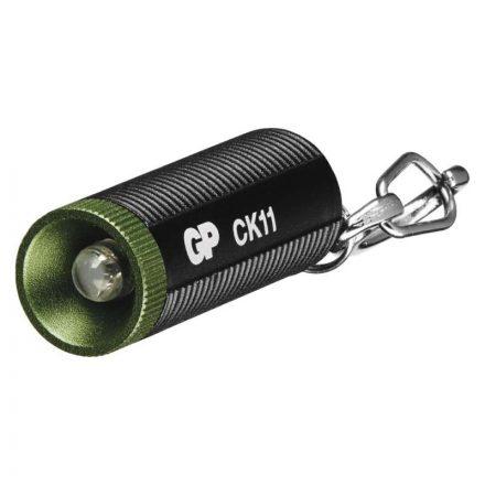 GP CK11 Kulcstartós Elemlámpa - 10 lm - 4xLR41 Elemmel