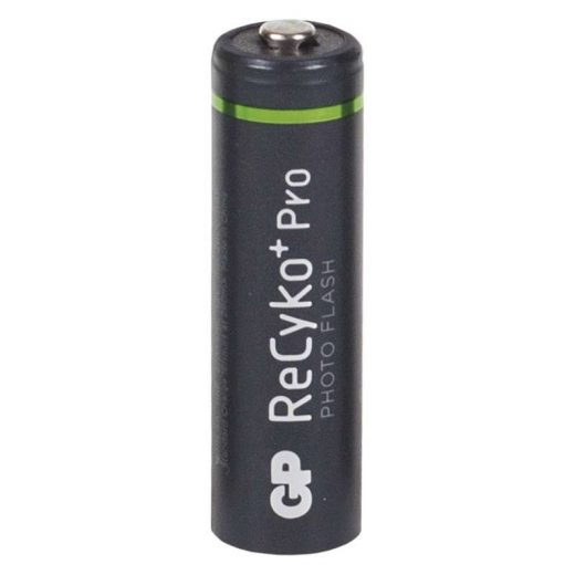 GP Recyko+ Pro Photo Flash AA 2600 mAh NiMH akkumulátor - 4 db