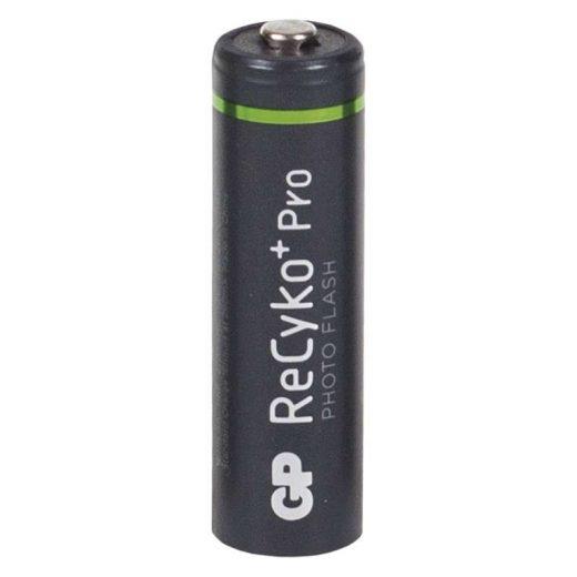 GP Recyko+ Pro Photo Flash AA 2600 mAh NiMH akkumulátor x 4 db
