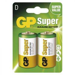 GP Super Alkáli D Góliát LR20 Elem, 2 db