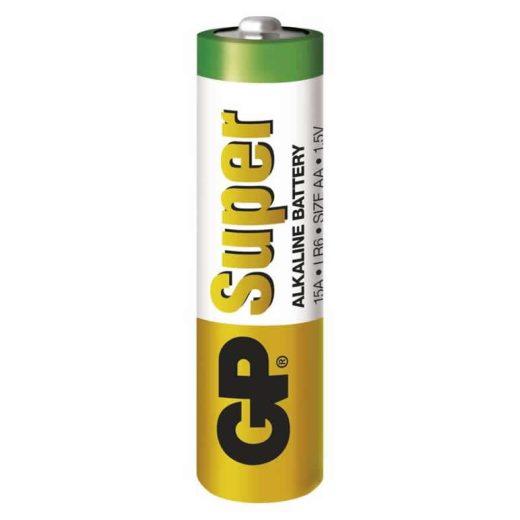 GP Super Alkáli AA Ceruza LR6 elem x 5 db