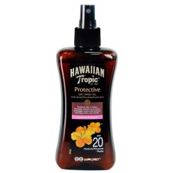 Hawaiian Tropic Protective SPF20 Napolaj 200 ml