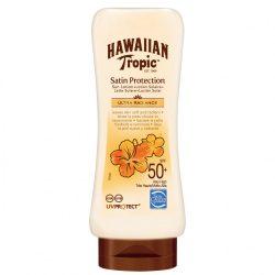 Hawaiian Tropic Satin Protection SPF50 Naptej 180 ml