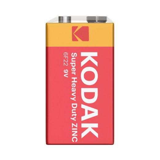Kodak Féltartós 9V 6F22 Elem - fóliában