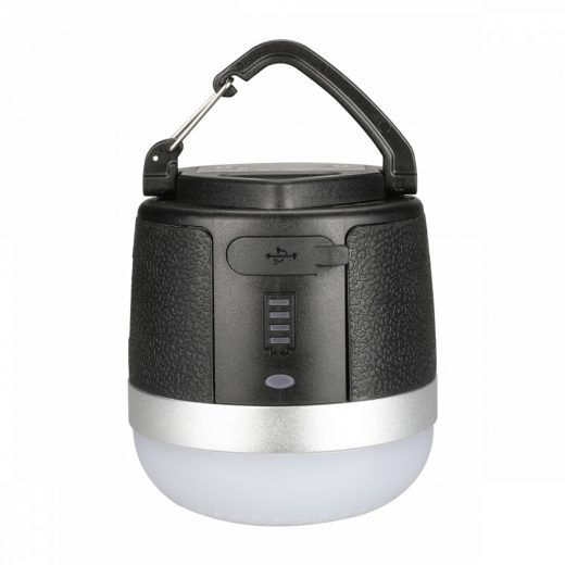 Klarus CL1 Újratölthető Kemping Lámpa és Bluetooth Hangszóró - 390 lm - Akkuval