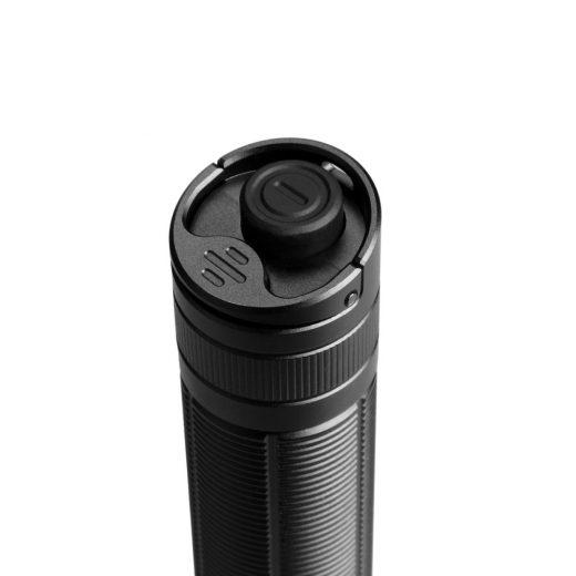 Klarus E1 Elemlámpa - 1000 lm - 1x 18650 USB-s akkuval