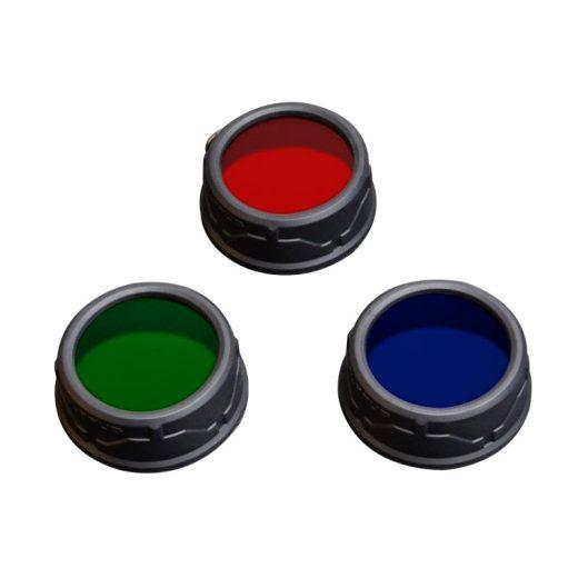 Klarus FT12 Piros szűrő (45 mm)