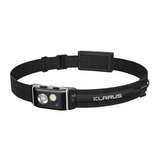 Klarus HR1 Plus Újratölthető Fejlámpa - 600 lm - 2000mAh akkuval - Ocean Teal
