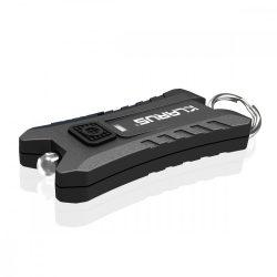 Klarus Mi2 Kulcstartó Lámpa - 40 lm - Beépített akkuval - Fekete