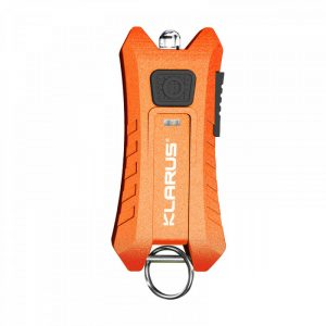 Klarus Mi2 Kulcstartó Lámpa - 40 lm - Beépített akkuval - Narancs