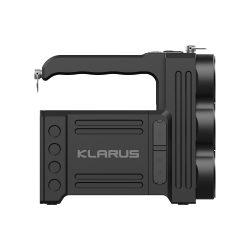 Klarus RS80GT Újratölthető Elemlámpa - 10000 lm - Li-Ion akkupakkal
