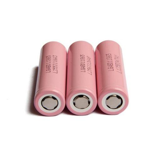 LG 18650 D1 3,7V 3000 mAh akkumulátor