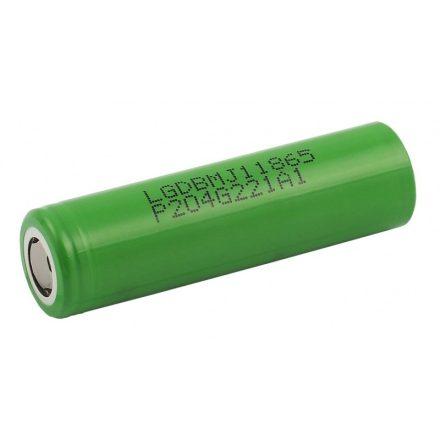 LG 18650 MJ1 3500 mAh Li-Ion akkumulátor