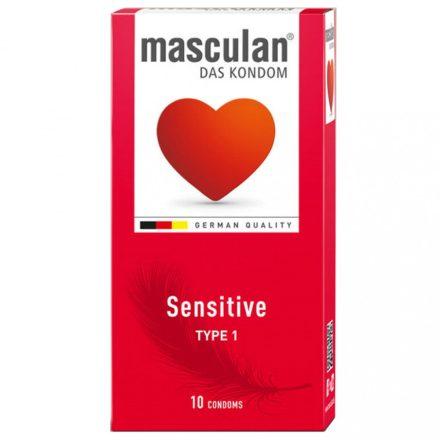 Masculan Sensitive Gumióvszer x 10 db