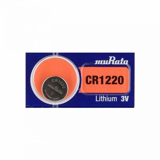 Murata CR1220 Lítium Gombelem
