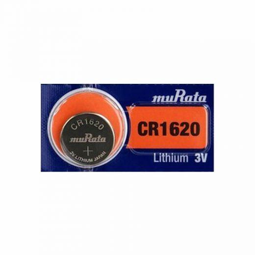 Murata CR1620 Lítium Gombelem