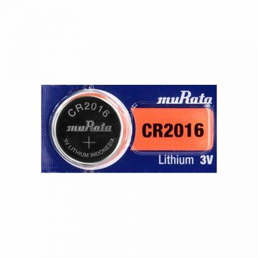 Murata CR2016 Lítium Gombelem