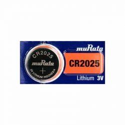 Murata CR2025 Lítium Gombelem